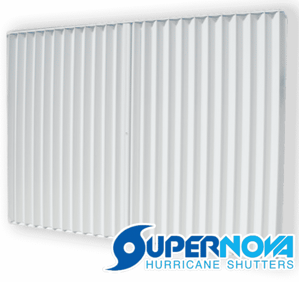 Best Accordion Shutters for the Price - Supernova Hurricane Shutters